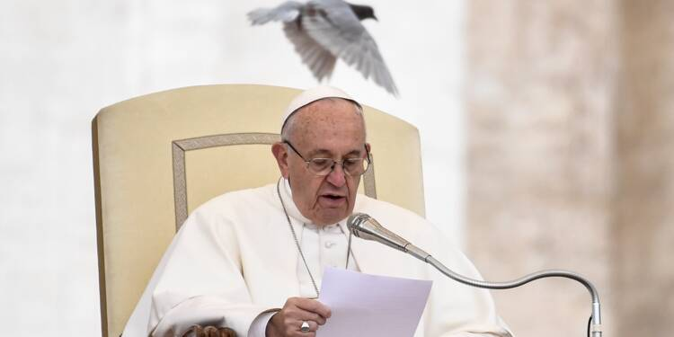 Syrie: le pape demande un arrêt immédiat de la violence