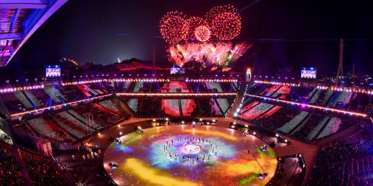 JO-2018: Pyeongchang a transmis le flambeau à Pékin