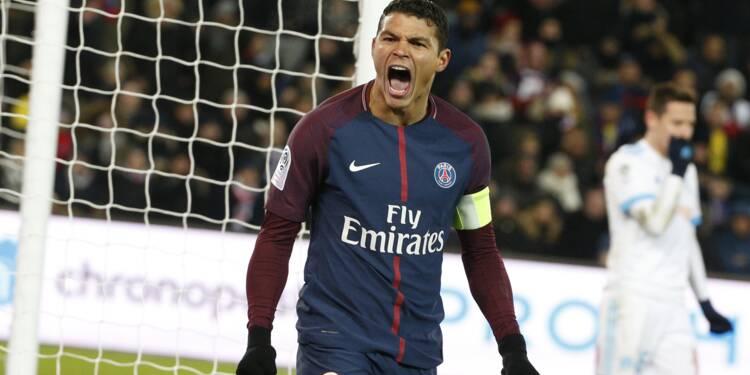 L1: le PSG surclasse Marseille mais Neymar sort sur civière, à dix jours du Real