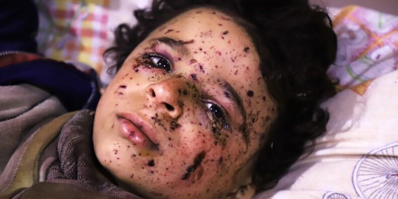 Syrie: combats et raids dans la Ghouta malgré une trêve réclamée par l'ONU