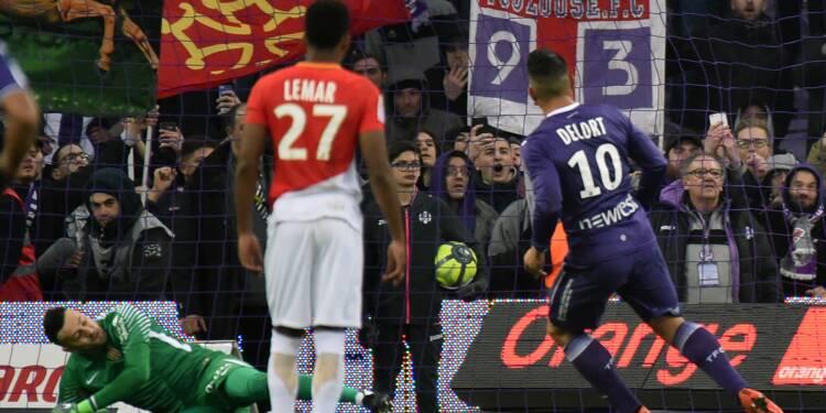 Ligue 1: Monaco pimente encore plus le choc PSG-OM