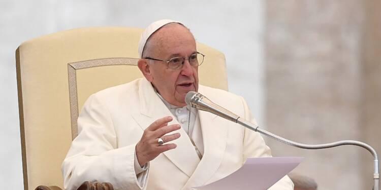 Syrie: le pape demande l'arrêt immédiat de la violence
