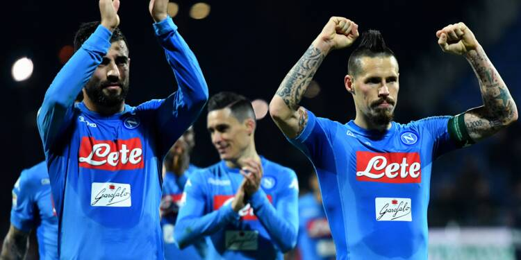 Italie: Naples se balade à Cagliari...en attendant la Juve