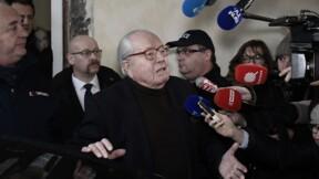 """Jean-Marie Le Pen annonce qu'il ne """"se rendra pas"""" au congrès du FN à Lille"""