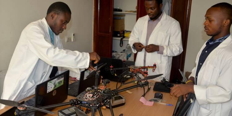 Les premiers drones made in Cameroun montéspar une startup ambitieuse