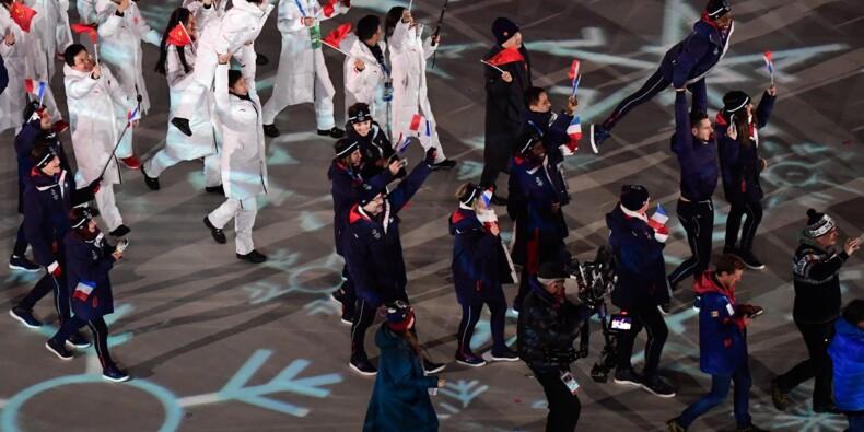 Après les Jeux, place à la fête pour les médaillés de Pyeongchang