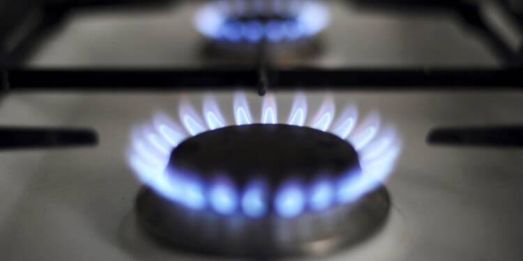Les tarifs réglementés du gaz baisseront de 3% en mars