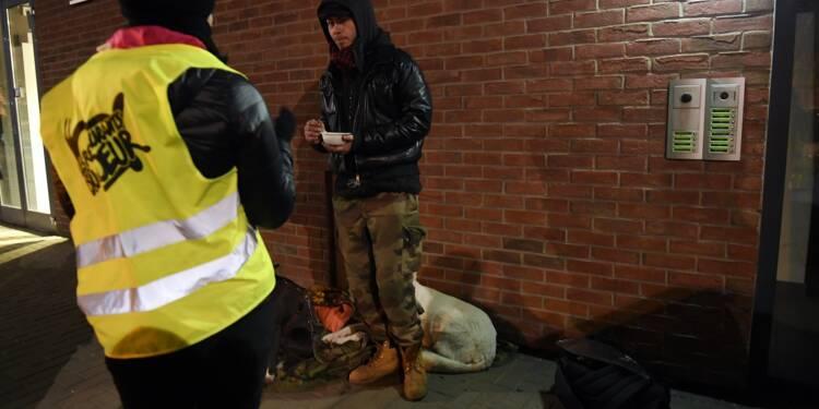 A Strasbourg, les bénévoles au chevet des sans-abri transis de froid