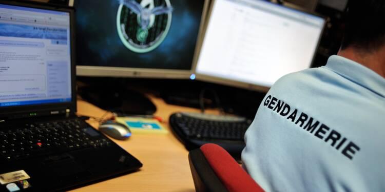 Une brigade de @gendarmerie pour renseigner les internautes