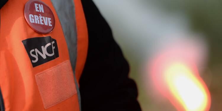 Grève à la SNCF: nouveau plus bas avec 13,68% de grévistes