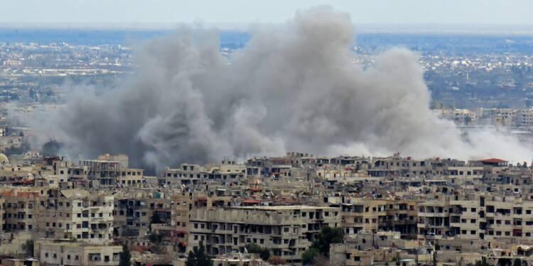 Syrie: un premier civil tué dans la Ghouta orientale depuis la trêve