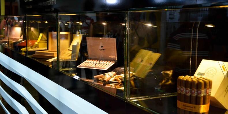 Exportation record de cigares cubains stimulée par la Chine