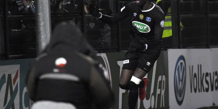 Coupe de France: Chambly sort Strasbourg et rejoint Les Herbiers en demies