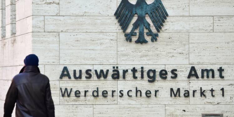 Le gouvernement allemand victime d'une cyberattaque