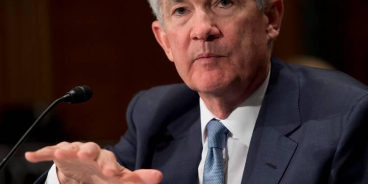 """Pour le président de la Fed, l'économie américaine n'est """"pas en surchauffe"""""""