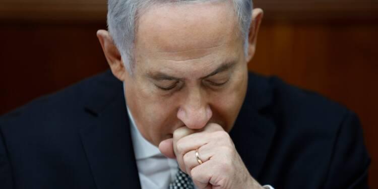 Israël: résidence surveillée pour des proches de Netanyahu