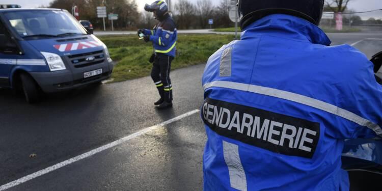 Finistère: trois enfants décédés dans un accident de la route, un quatrième dans un état grave