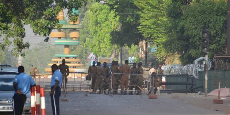 Attaque au Burkina: la piste jihadiste privilégiée