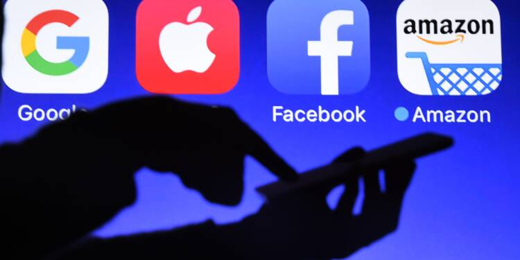 """La """"taxe Gafa"""" pour imposer les géants du numérique en discussion au Sénat"""