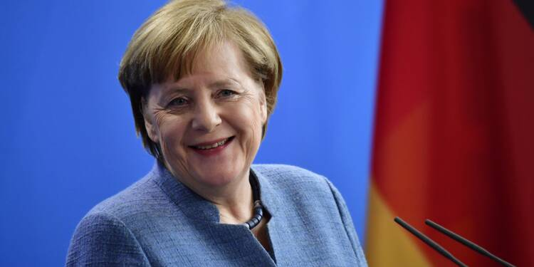 """Un gouvernement Merkel IV """"pour le bien"""" de l'Allemagne"""
