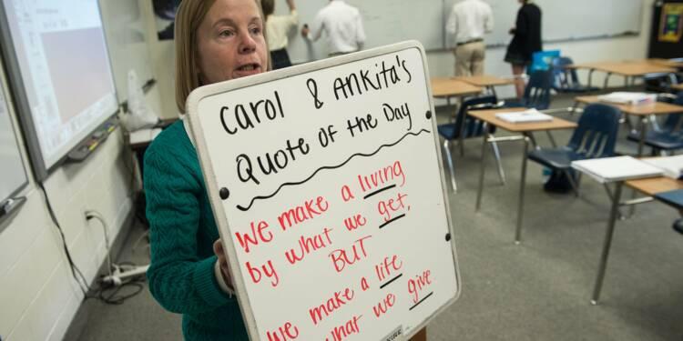 Etats-Unis: des plaques pare-balles dans les écoles contre les fusillades