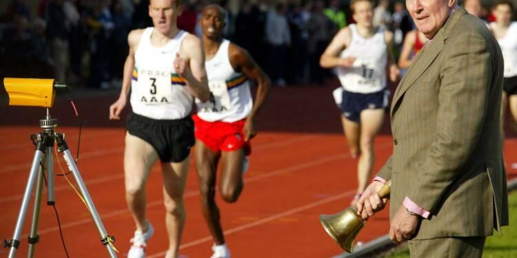Mort de Roger Bannister, premier à avoir couru le mile en moins de 4 minutes