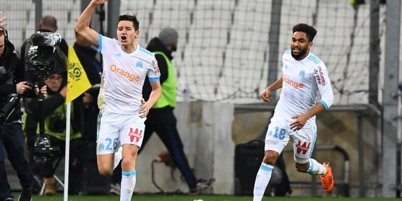 Ligue 1: statu quo entre Lyon et Marseille, Monaco en profite