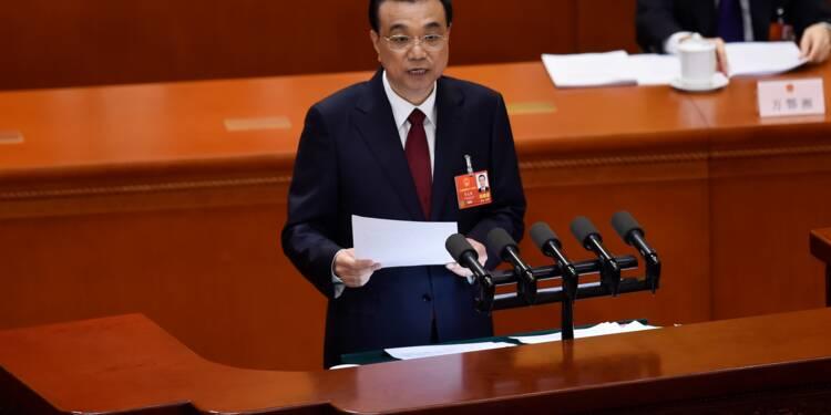 La Chine vise une croissance de 6,5%, la dette et la pollution dans son viseur