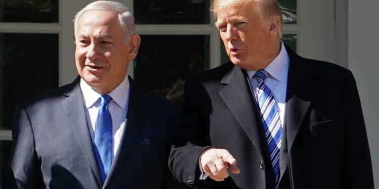 Jérusalem: Trump pourrait assister à l'inauguration de l'ambassade américaine