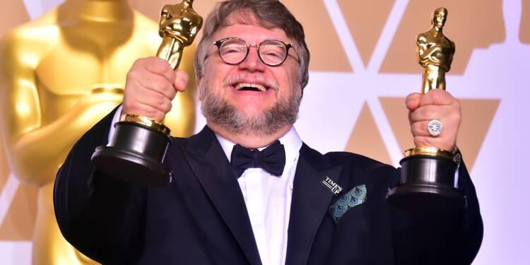"""""""La Forme de l'eau"""" triomphe lors d'Oscars marqués par les appels à l'inclusion"""