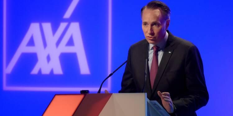 Axa acquiert le groupe américain XL et devient N°1 mondial de l'assurance