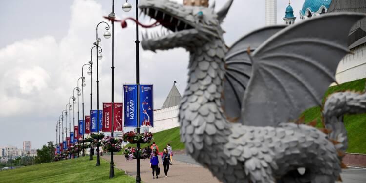 """Pour le Mondial-2018, Kazan se veut """"la ville la plus accueillante"""""""