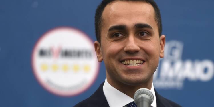 Italie: Di Maio (M5S) revendique le droit de former un gouvernement