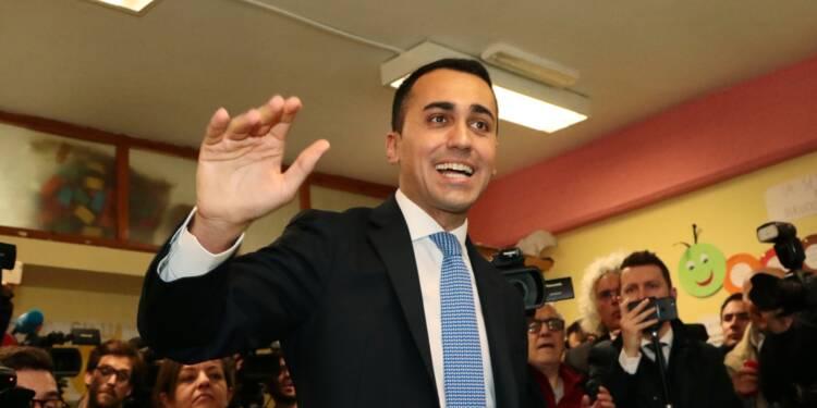 L'Italie se dote d'un gouvernement anti-système !