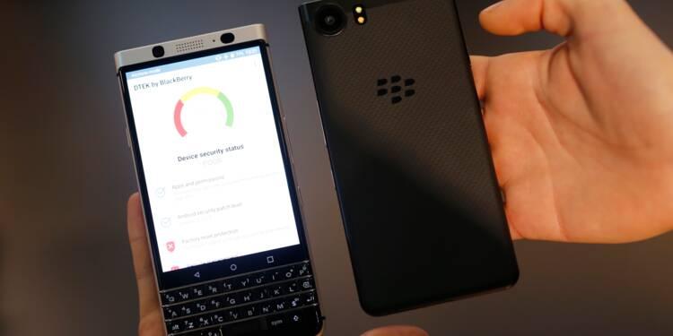 BlackBerry attaque en justice Facebook pour violation de brevets