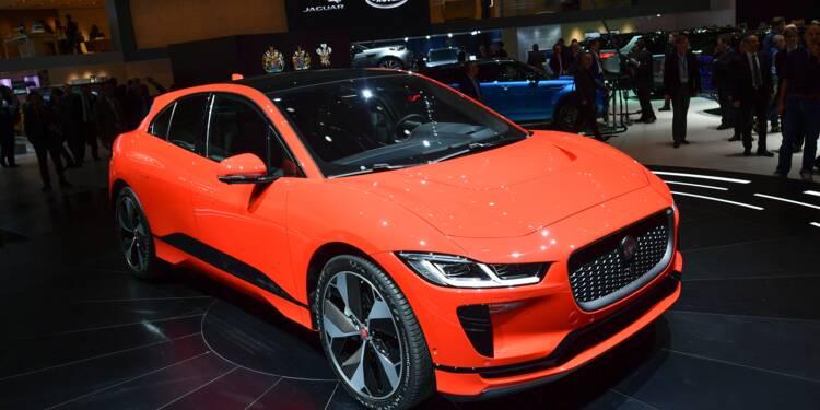 Jaguar dévoile son arme anti-Tesla