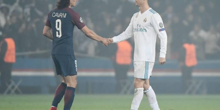 Ligue des champions: pas de miracle pour le PSG, battu (2-1) et éliminé par le Real Madrid