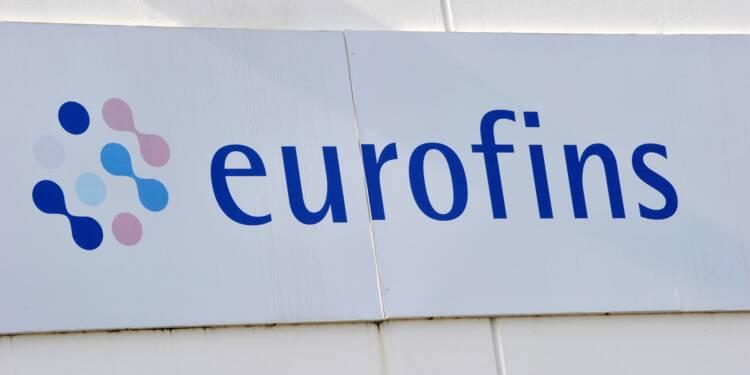 Eurofins optimiste pour 2018, malgré son exposition à l'affaire Lactalis