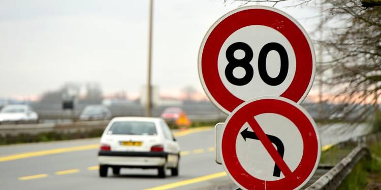 Vitesse à 80 km/h: la mesure s'appliquera sur l'ensemble des routes secondaires le 1er juillet