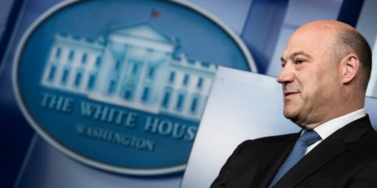 Gary Cohn, conseiller économique de Trump, claque la porte