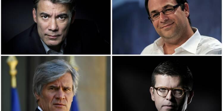 Congrès du PS: que proposent les quatre candidats ?
