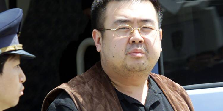 Le demi-frère de Kim Jong Un tué par le régime avec de l'agent VX, d'après les Etats-Unis