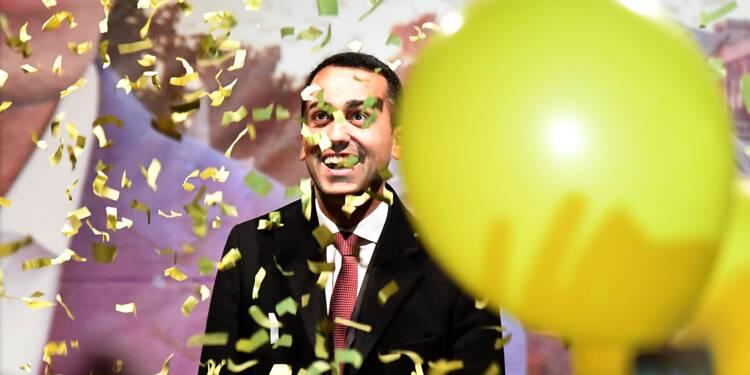 Italie: les partisans du M5S font la fête, mais s'interrogent sur la suite