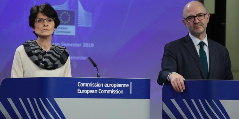 Bruxelles encourage la France à poursuivre ses réformes