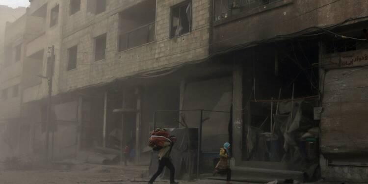 """Syrie: un haut responsable de l'ONU accuse Damas de planifier """"l'apocalypse"""""""