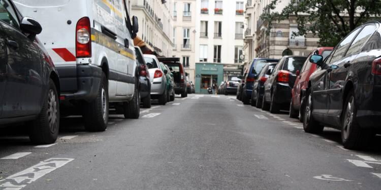 """Stationnement: à Paris, des milliers de contrôles de parcmètres étaient """"bidon"""""""