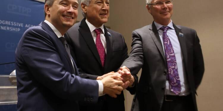 Asie-Pacifique: 11 pays ressuscitent l'accord de libre-échange TPP sans Washington