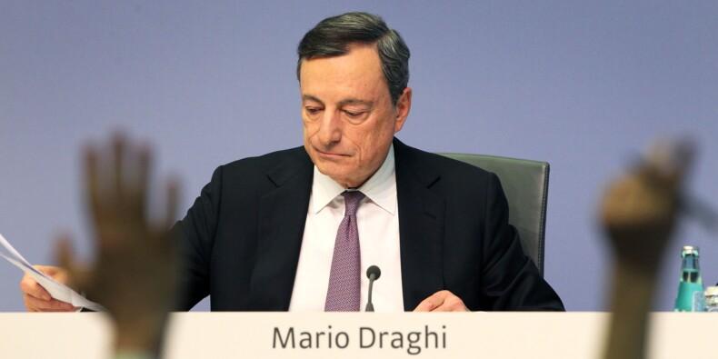 BCE: les achats d'actifs cesseront quand l'inflation sera jugée suffisante