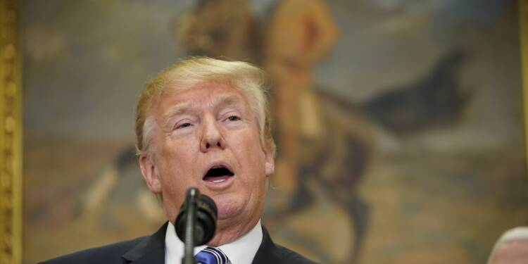 Trump à l'offensive sur l'acier au risque d'une guerre commerciale