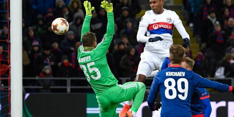 Europa League: Lyon et Marseille font un pas vers les quarts